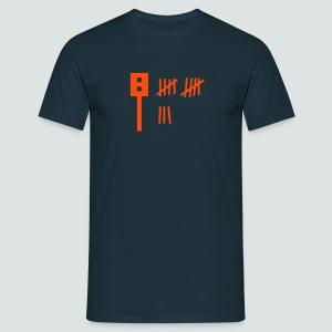 Blitzer T-Shirt - Männer T-Shirt