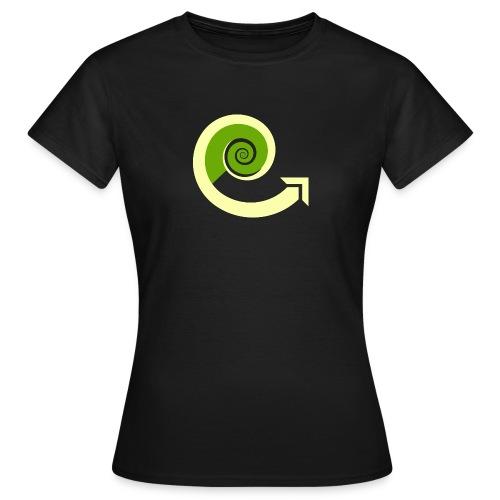 evolution t-shirt - Frauen T-Shirt