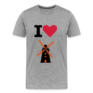 I love Holland - Men's Premium T-Shirt