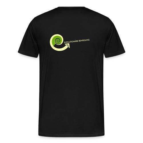 evolution t-shirt - Männer Premium T-Shirt