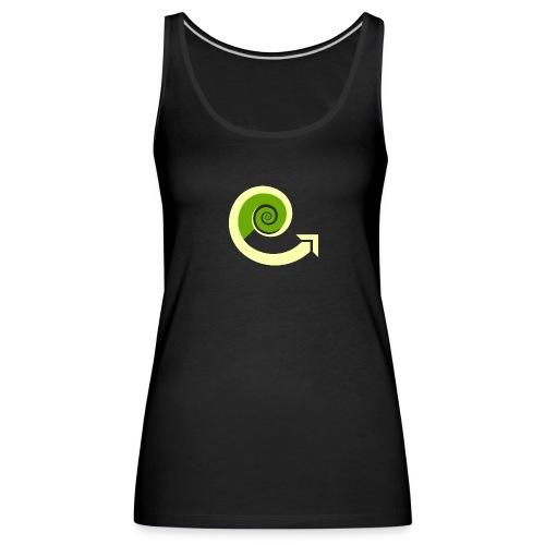 evolution t-shirt - Frauen Premium Tank Top