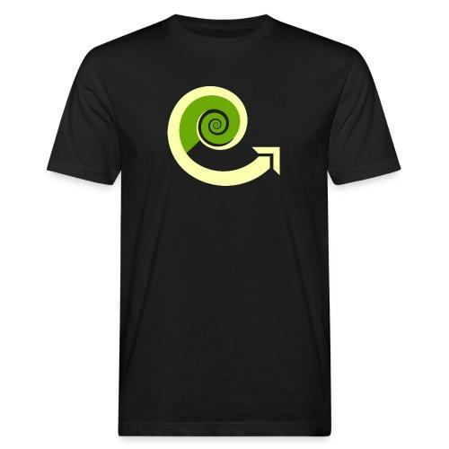 evolution t-shirt - Männer Bio-T-Shirt
