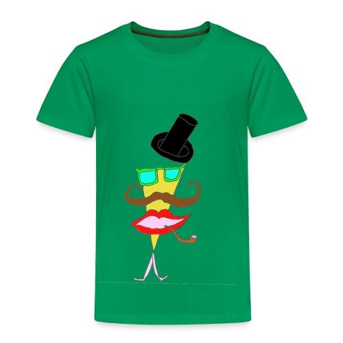 TS VERT HOMME LES ANNEES FOLLES - T-shirt Premium Enfant