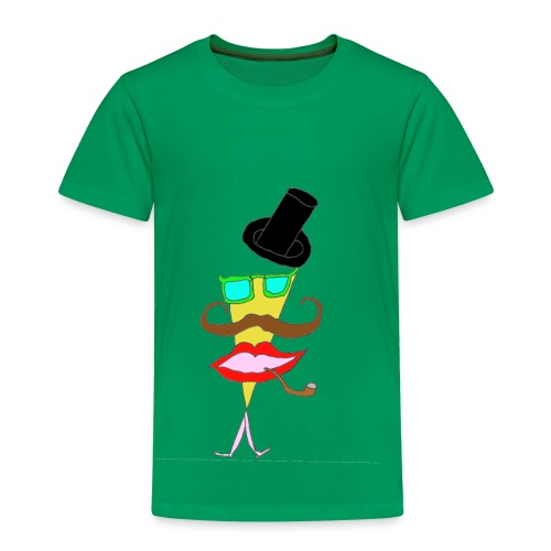 TS VERT ADO LES ANNEES FOLLES - T-shirt Premium Enfant