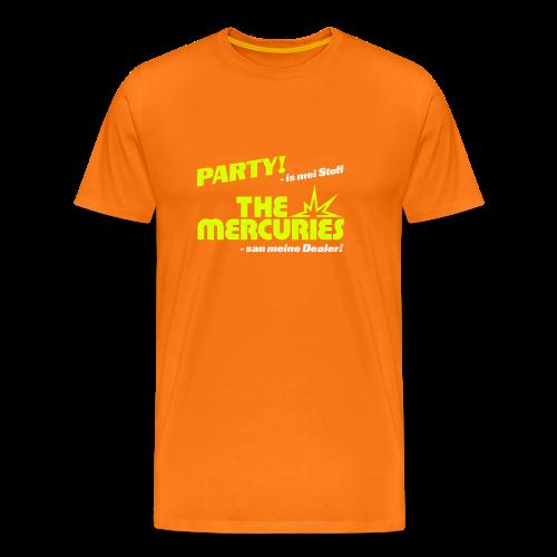 Dealer-Shirt Burschen - Männer Premium T-Shirt