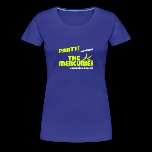 Dealer-Shirt Madln - Frauen Premium T-Shirt