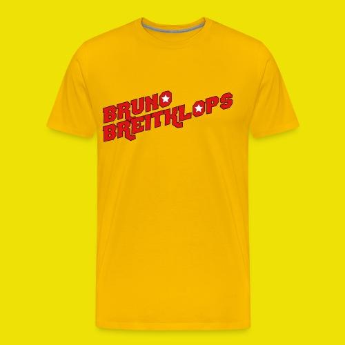 Bruno Breitklops - Goudanaut - Männer Premium T-Shirt