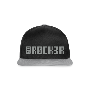 GB_r0ck3r - Snapback Cap