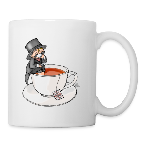 Tea time like a Sir with Earl Grey