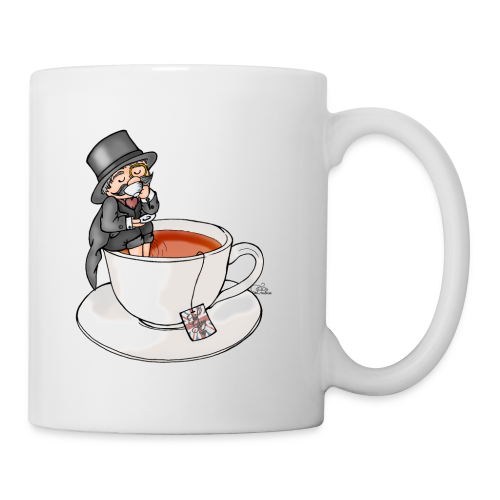 Teatime like a Sir mit Earl Grey - Tasse