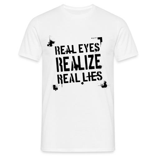 Shirt Realize - Männer T-Shirt