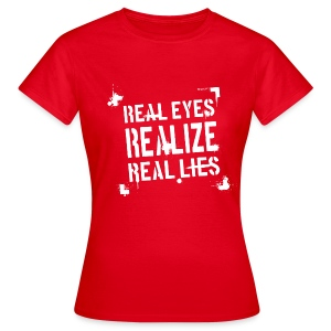 Shirt Realize - Frauen T-Shirt