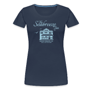 T-Shirts ~ Women's Premium T-Shirt ~ The Seabreeze Inn (Pension Seabreeze)