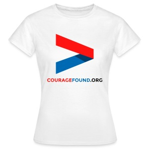 Courage Icon Women's T-Shirt - Women's T-Shirt