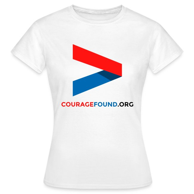 Courage Icon Women's T-Shirt