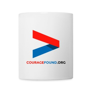 Courage Icon Mug - Mug