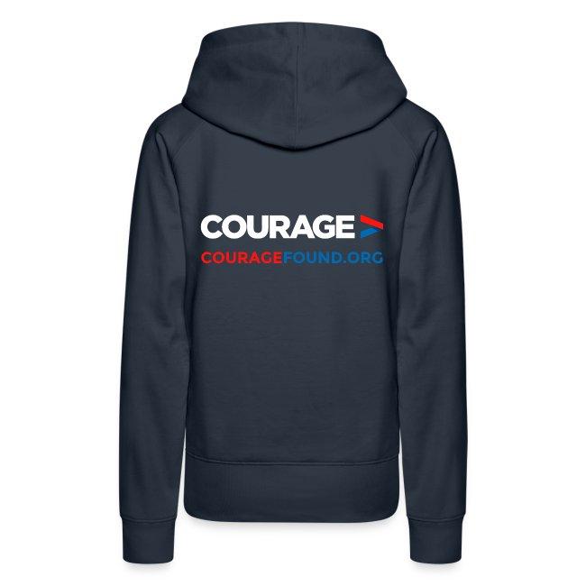 Courage Women's Hoodie
