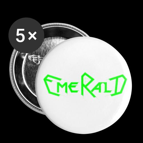 Schriftzug - Buttons klein 25 mm
