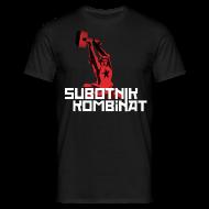 T-Shirts ~ Männer T-Shirt ~ Subotnik Kombinat SHIRT MEN