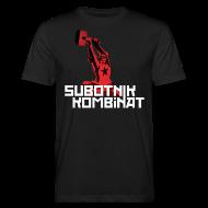 T-Shirts ~ Männer Bio-T-Shirt ~ Subotnik Kombinat SHIRT MEN BIO
