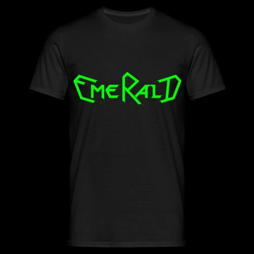 Schriftzug groß - Männer T-Shirt