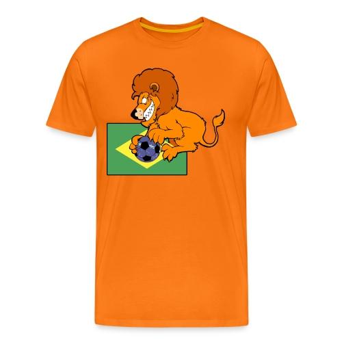 Holland WK Brazilie - Mannen Premium T-shirt