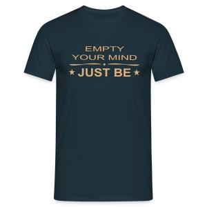 Just BE - Koszulka męska