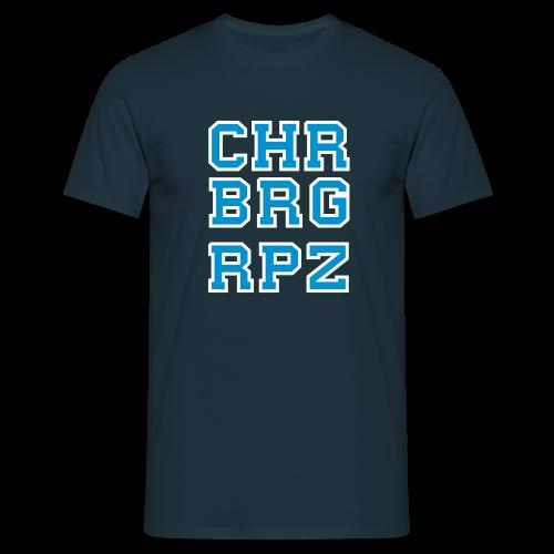 CHRBRG RPZ Teech for ♂ - T-shirt Homme