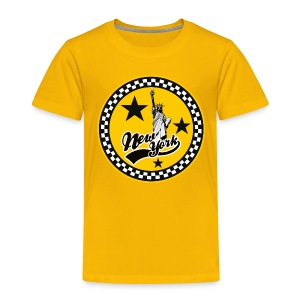 new york usa 03 Shirts - Kids' Premium T-Shirt
