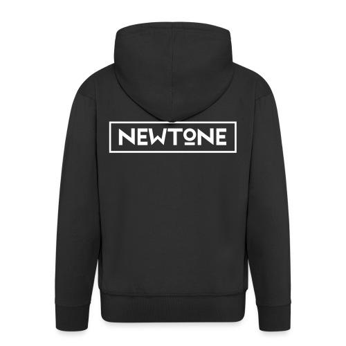 NewTone Männer Kapuzenjacke schwarz - Männer Premium Kapuzenjacke