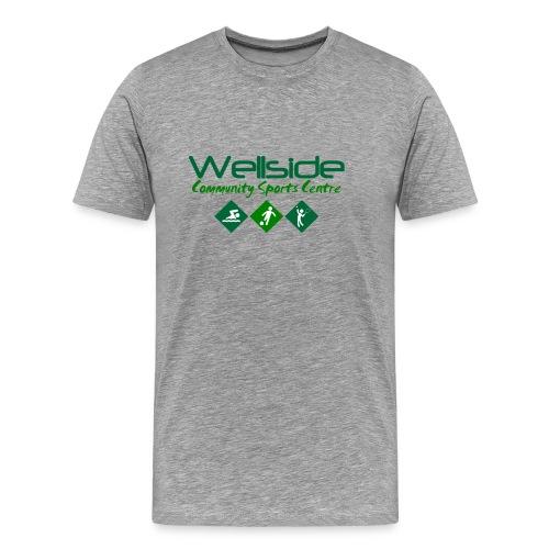Wellside T-Shirt - Men's Premium T-Shirt