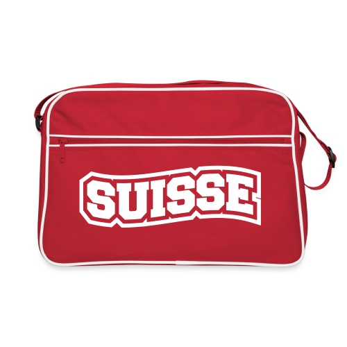 Retrotasche Suisse - Retro Tasche