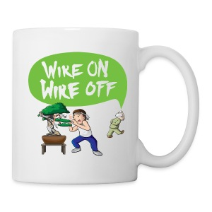 Wire On Wire Off Cup - Mug
