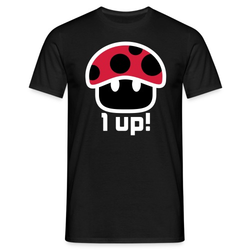 TEE SHIRT 1 UP - T-shirt Homme