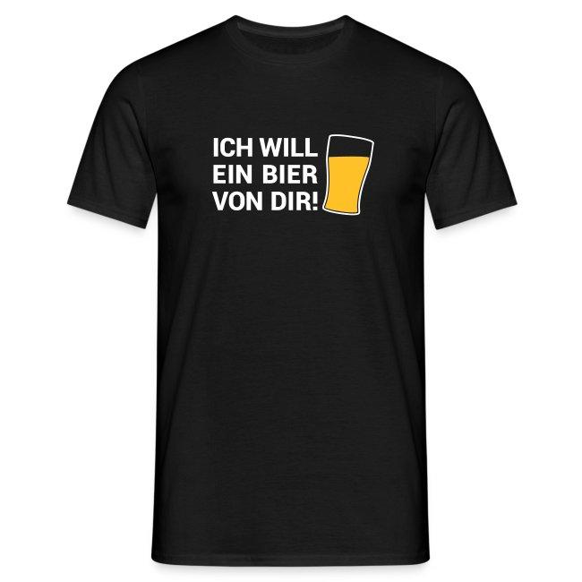 Ich will ein Bier von Dir