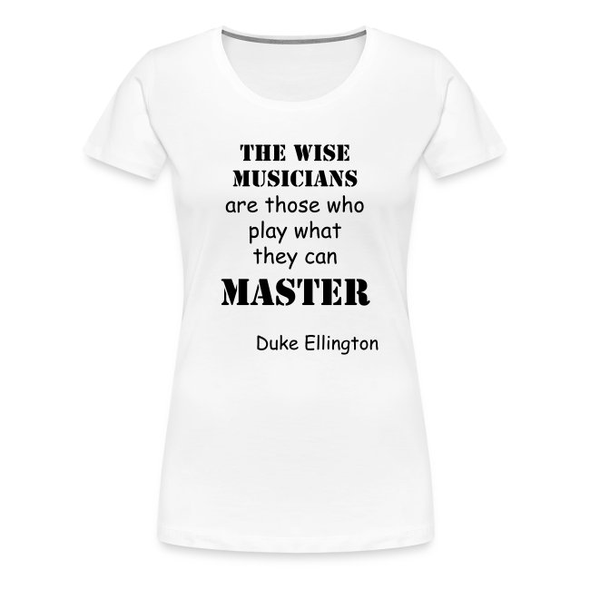 The wise T-shirt W