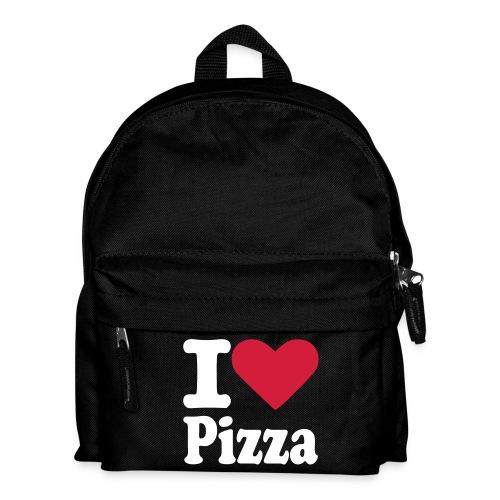 I (L) Pizza - Mochila infantil