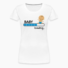 Baby loading T-Shirts