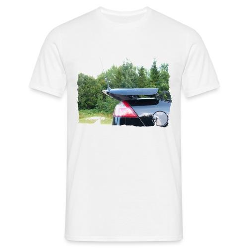 real life - das offene Vergnügen - Männer T-Shirt