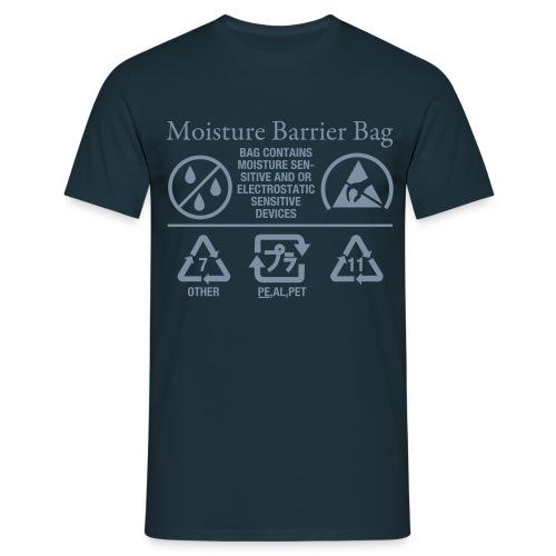 WRZ_57_Bag - Männer T-Shirt