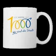 Tassen & Zubehör ~ Tasse ~ Tasse 1000 Jahre Leipzig
