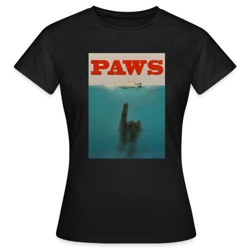 PAWS - Frauen T-Shirt
