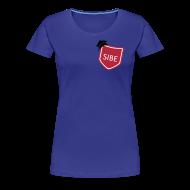 T-Shirts ~ Frauen Premium T-Shirt ~ SIBE Wappen