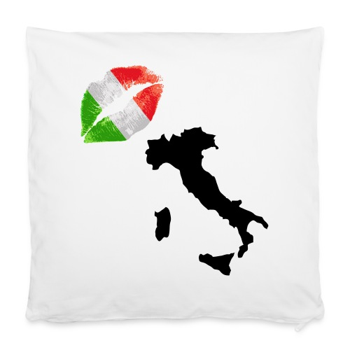 "Italy - Pillowcase 16"" x 16"" (40 x 40 cm)"