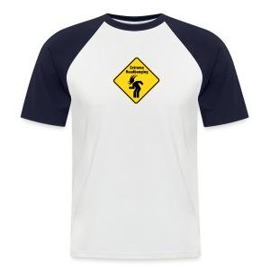 headbanger - Männer Baseball-T-Shirt