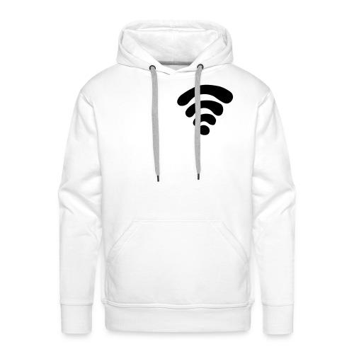 Wifi - Mannen Premium hoodie