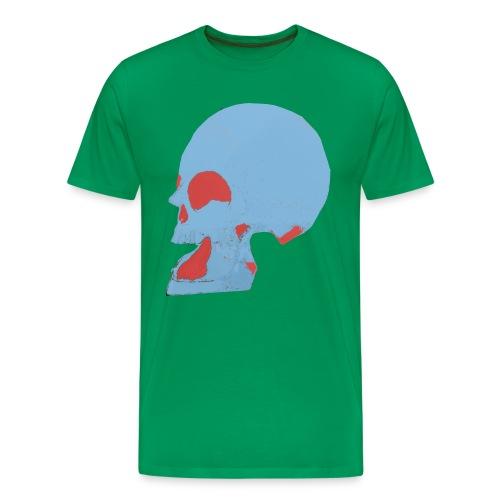 Crâne pingouak - Homme - T-shirt Premium Homme