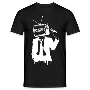Men's Reject Television T-Shirt - Men's T-Shirt