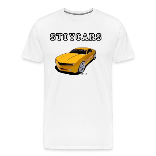 stoycars 1 b - T-shirt Premium Homme
