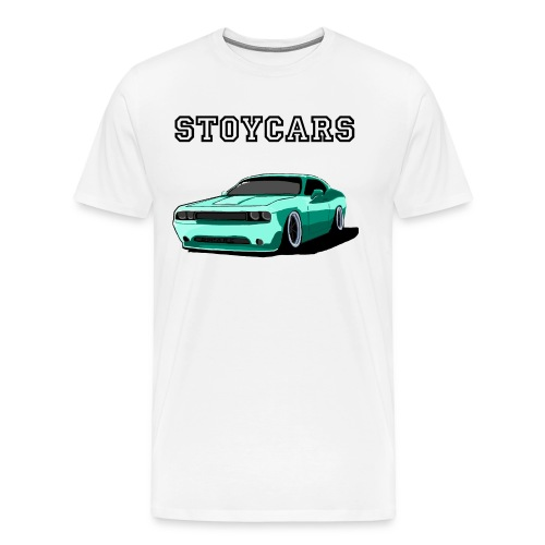 stoycars 3 b - T-shirt Premium Homme